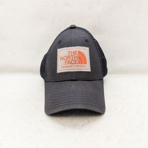 The North Face Large Logo Snapback Hat